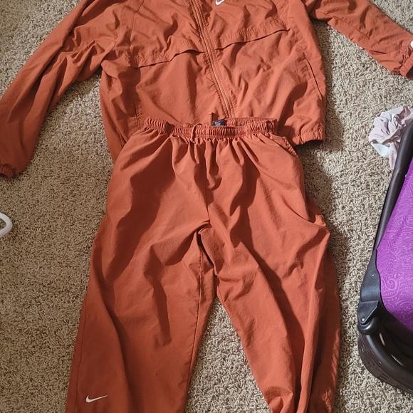 Vonage 90s Nike Track Suit
